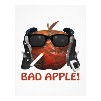 Bad Apple Flyer