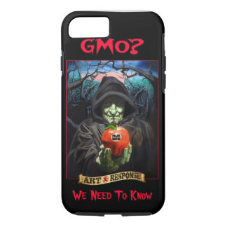 Bad Apple iPhone 7 case