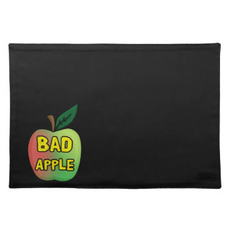 Bad Apple Placemat