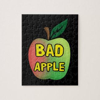 Bad Apple Jigsaw Puzzles