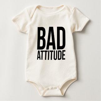 Bad Attitude Baby Bodysuit