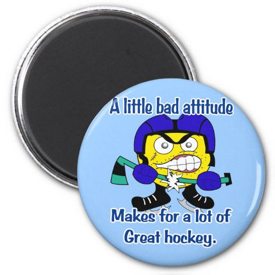 Bad Attitude Magnet