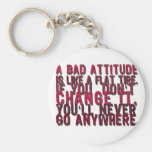 bad attitude products key chains
