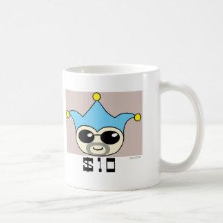 Bad Badger - Wanted Coffee Mug