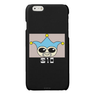 Bad Badger - Wanted Glossy iPhone 6 Case