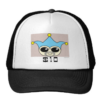 Bad Badger - Wanted Trucker Hat