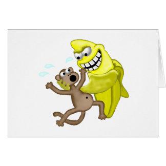 bad banana card