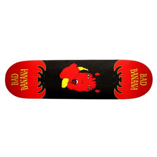 Bad Banana Skateboard
