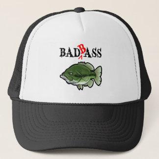 Bad Bass Truckers Hat
