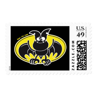 Bad Bat is Back Postage