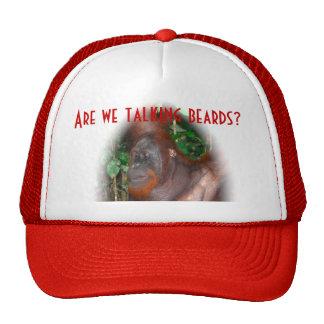 Bad Beard Fan Trucker Hat