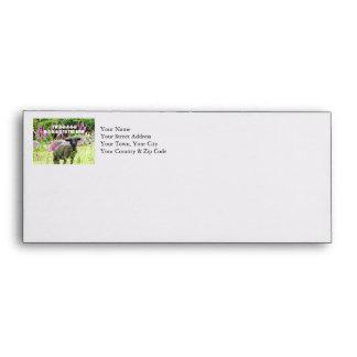 Bad Black Sheep Envelope