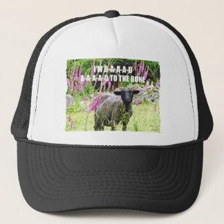 Bad Black Sheep Trucker Hat
