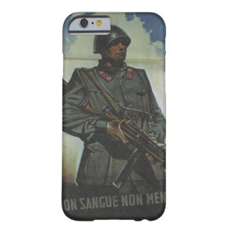 Bad blood  Propaganda Poster Barely There iPhone 6 Case