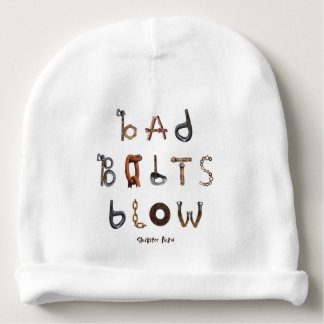 Bad Bolts Blow - Baby Beanie