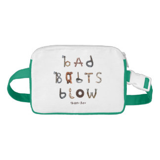 Bad Bolts Blow - Fanny Pack