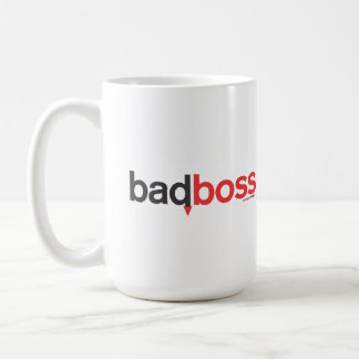 bad boss mug