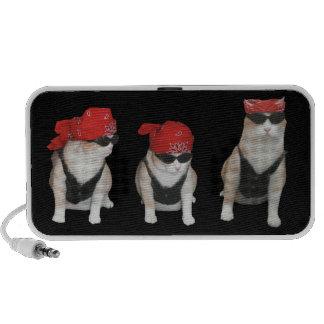 Bad Boy Bubba & the Biker Cats PC Speakers