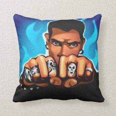 Bad Boy Pillow