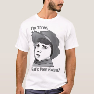 Bad boy rationale T-Shirt