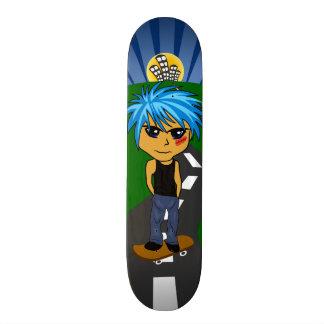 Bad Boy Skater Skateboarding Skateboard Deck