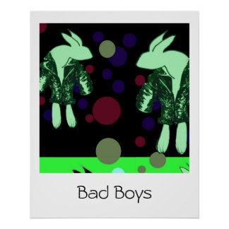Bad Boys Posters