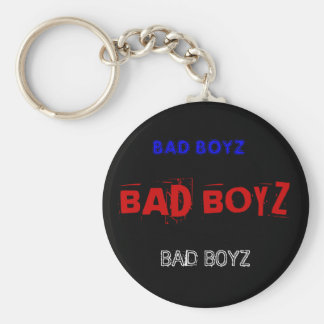 BAD BOYZ Keychain