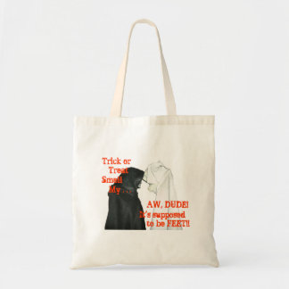 Bad Breath Tote Bag