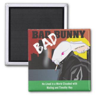 BAD BUN FRIDGE MAGNET