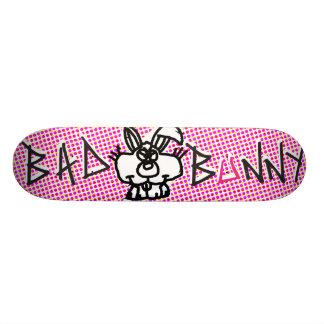 Bad Bunny Too Many Carrots Skateboard