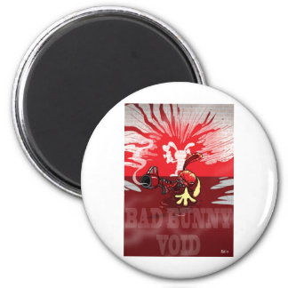 Bad Bunny VOID Magnet