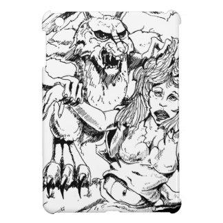 BAD BUNNY WABBIT Artist Original Sketch and Design iPad Mini Cases