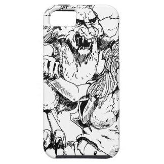 BAD BUNNY WABBIT Artist Original Sketch and Design iPhone SE/5/5s Case