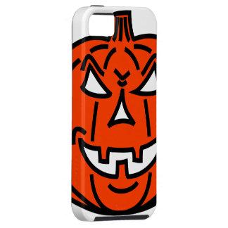 Bad cartoon pumpkin iPhone SE/5/5s case