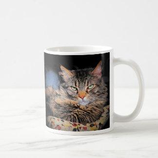 Bad Cat Pick Up Lines #1 Coffee Mug