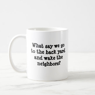 Bad Cat Pick Up Lines #2 Coffee Mug