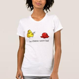 Bad Cheese Women's T-Shirt