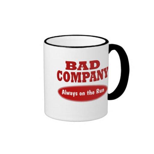 Bad Company Tazas