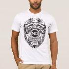 Bad Cop No Donut - Black T-Shirt