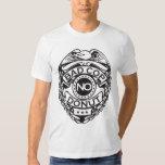 Bad Cop No Donut - Black Tshirt