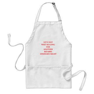 bad date adult apron