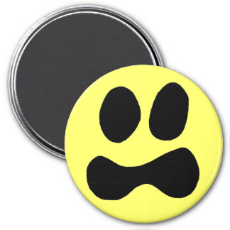 Bad Day 3 Inch Round Magnet