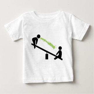 Bad Day at the Playground Baby T-Shirt