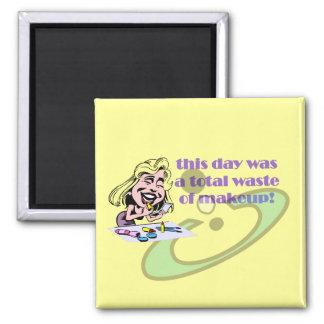 Bad Day Fridge Magnet