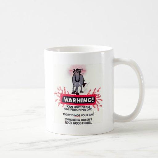 bad day, Mug