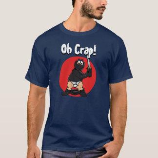 Bad Day Ninja T-shirt