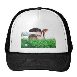 Bad Day of Golf is Better than a Good Day of Work Trucker Hat