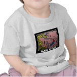 BAD dog 1 Camisetas