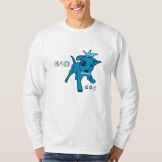 Bad Dog Blue Bone T-Shirt