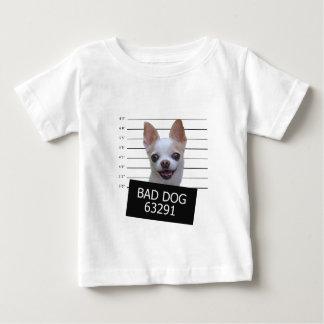 Bad dog - Chihuahua Baby T-Shirt